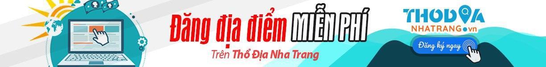 Đăng ký địa điểm Nha Trang