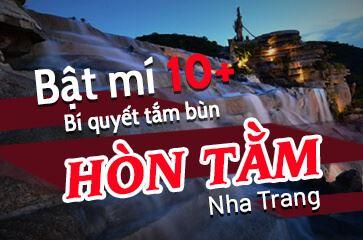 [Bật Mí TOP 10+ Bí Quyết] Kinh Nghiệm Tắm Bùn Hòn Tằm Nha Trang!