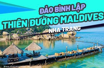 """[10+ Lý Do] Nên Du Lịch Đảo Bình Lập """"Thiên Đường Maldives"""" Việt Nam!"""