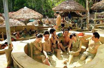 [Bảng Giá] Vé Tắm Bùn Khoáng Nóng Tháp Bà Nha Trang 2021!