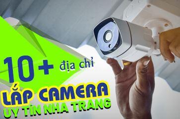 [TOP 10+] Lắp Camera Nha Trang Uy Tín - Chất Lượng!