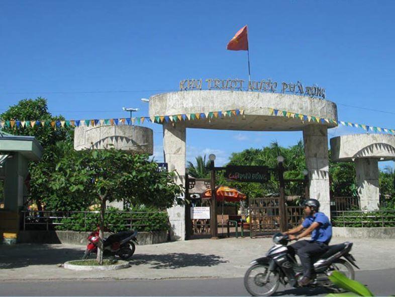 Tham Quan Công Viên Phù Đổng Nha Trang