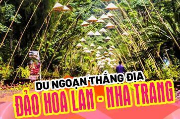 Đảo Hoa Lan Vẻ Đẹp Kết Hợp Giữa Rừng Và Biển!