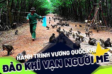 [TOP 10+] Kinh Nghiệm Đi Đảo Khỉ Nha Trang - Vạn Người Mê!