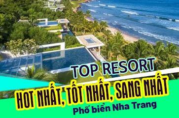 Resort Nha Trang - [TOP 15+] Địa Điểm Lý Tưởng Nhất!