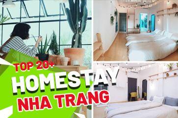 Homestay Nha Trang - Giá Rẻ - Sống Ảo Cực Chất!