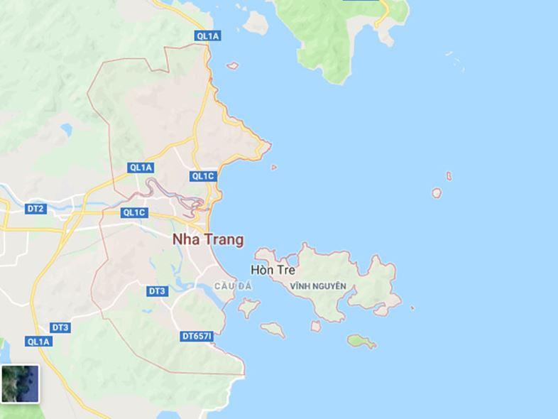 Bản Đồ Nha Trang - Hành Trình Khám Phá Thành Phố Biển!