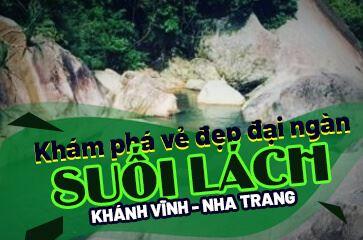 Suối Lách Khánh Vĩnh Vẻ Đẹp Giữa Núi Rừng Đại Ngàn