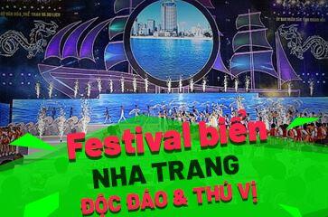 Festival Biển Nha Trang - Khánh Hòa 2017 Sẽ Là Một Kỳ Lễ Hội Thú Vị