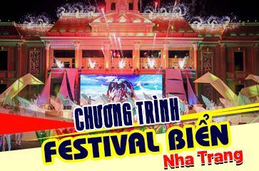Chương Trình Festival Biển Nha Trang – Khánh Hòa 2017