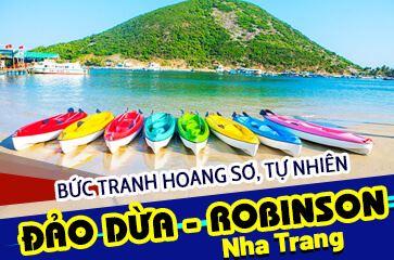 Khám Phá Nét Đẹp Hoang Sơ Tại Khu Du Lịch Đảo Dừa Nha Trang!