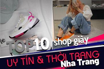 Shop Giày Nha Trang - [TOP 10+] Địa Chỉ Tin Cậy & Thời Trang!