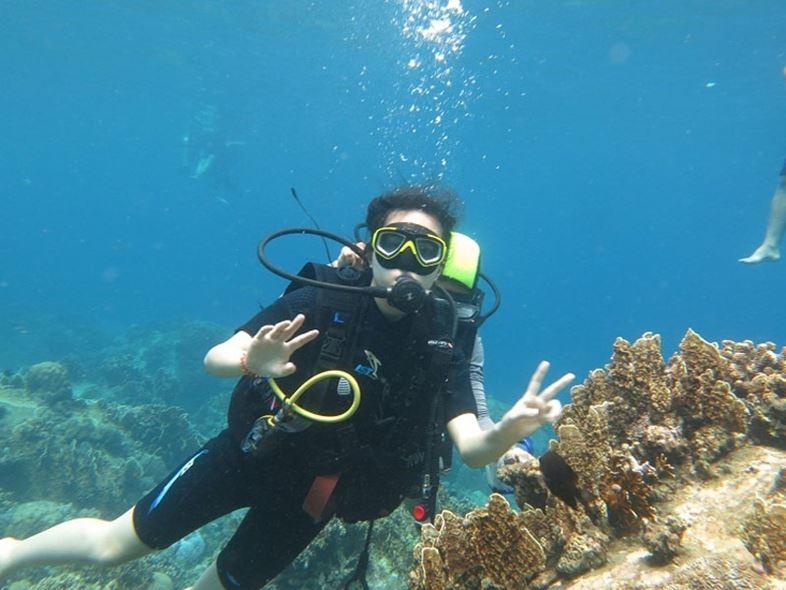 """Scuba Diving Nha Trang - """"Lặn Biển Ngắm San"""" Hô Tuyệt Đẹp!"""