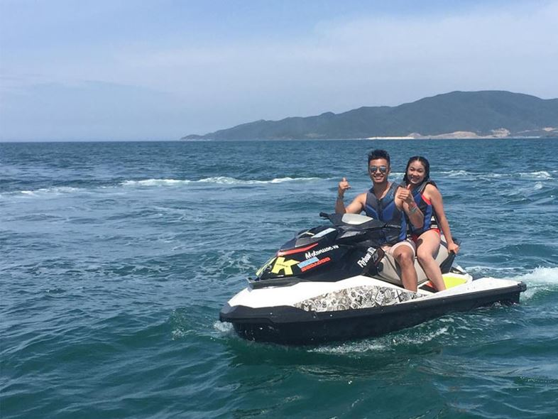Moto Nước Nha Trang
