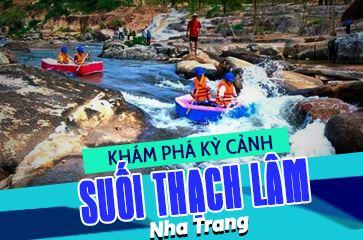 Du Lịch & Khám Phá Suối Thạch Lâm Nha Trang