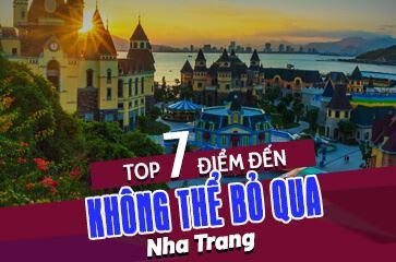 [TOP 7+] Địa Điểm Du Lịch Nha Trang Hấp Dẫn Không Thể Bỏ Qua!