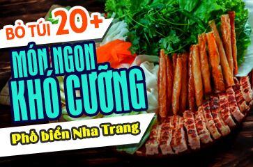 Nên Ăn Gì Ở Nha Trang - [Món Ngon Nha Trang Không Thể Bỏ Qua]