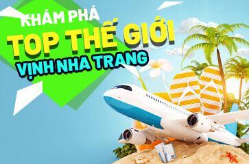 """Vịnh Nha Trang - """"Vịnh Biển Đẹp Số 1 Thế Giới"""""""