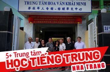 Học Tiếng Trung Ở Nha Trang