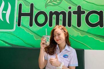 [Tổng Hợp] Review Trà Sữa Homita Nha Trang - Vạn Người Mê