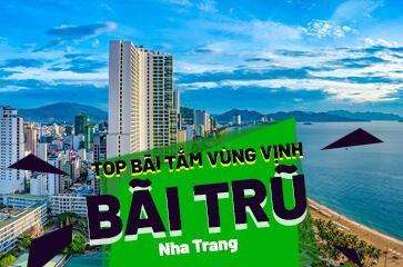 Bãi Trũ Nha Trang - Một Trong Các Bãi Biển Đẹp Nhất Của Vùng Vịnh!
