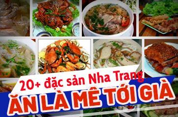 [TOP 20+] Món Ngon Nha Trang【Ăn Là Mê Tới Già】