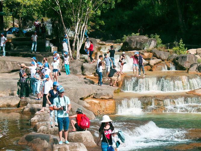 Khu Du Lịch Thác Yang Bay Nha Trang Lựa Chọn Cho Gia Đình