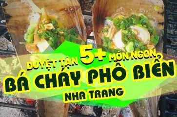 [TOP 5+] Món Ăn Hấp Dẫn Ngon Bá Cháy Tại Nha Trang