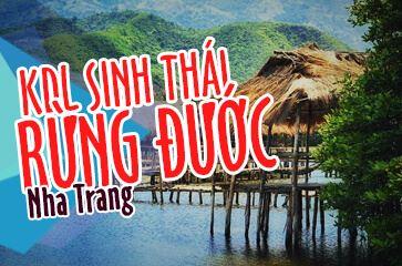 Khu Du Lịch Sinh Thái Rừng Đước Nha Trang