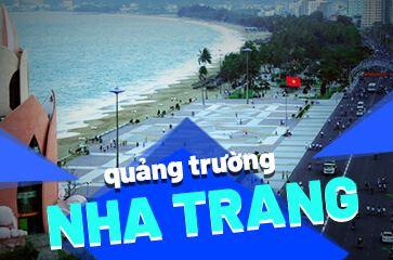 Quảng Trường Nha Trang - Niềm Tự Hào Thành Phố!