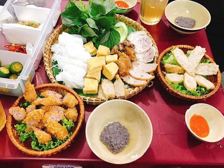 Bún Đậu Mắm Tôm Nha Trang - TOP Quán Ăn Ngon Khó Cưỡng!