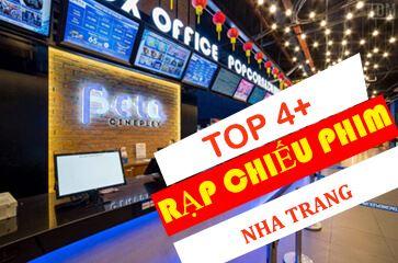 Rạp Chiếu Phim Nha Trang - TOP 4+ Địa Chỉ Cần Phải Nắm???