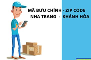 Mã Bưu Điện Nha Trang - Khánh Hòa [MỚI 2020]