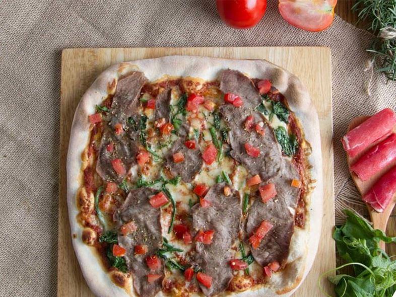 Pizza Nha Trang - Món Ngon Khó Cưỡng!