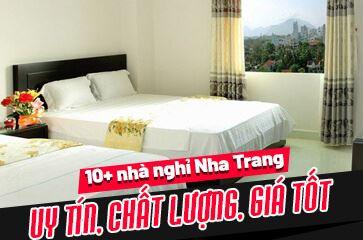 Nhà Nghỉ Nha Trang - TOP Địa Chỉ Uy Tín - Chất Lượng!