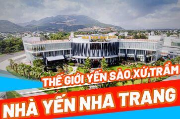 Nhà Yến Nha Trang - Khám Phá Thế Giới Yến Sào!