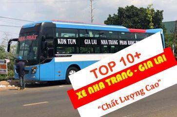 [TOP 10+] Xe Nha Trang <=> Gia Lai Uy Tín - Chất Lượng!