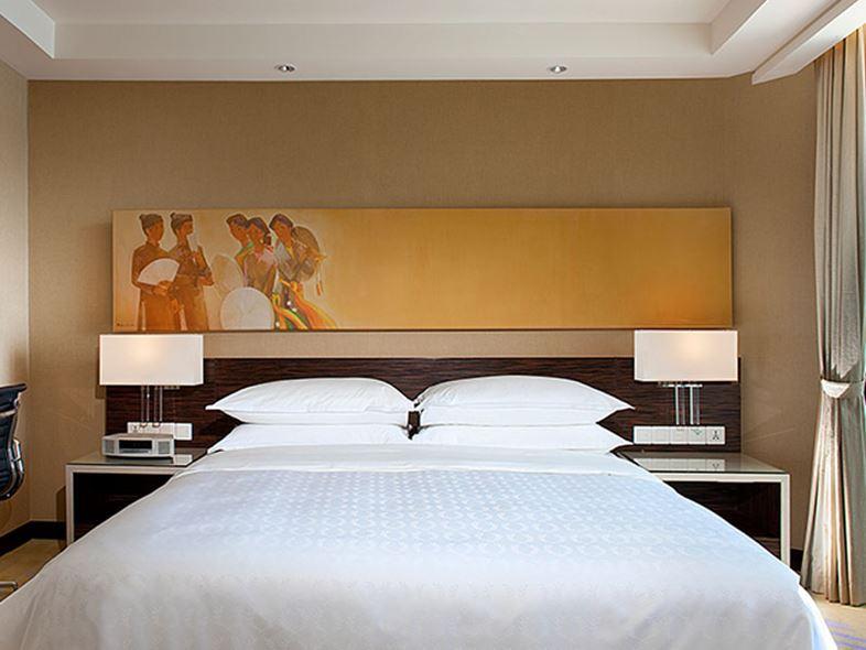 """Khách Sạn Sheraton Nha Trang - 5 Sao """"Đẳng Cấp"""""""