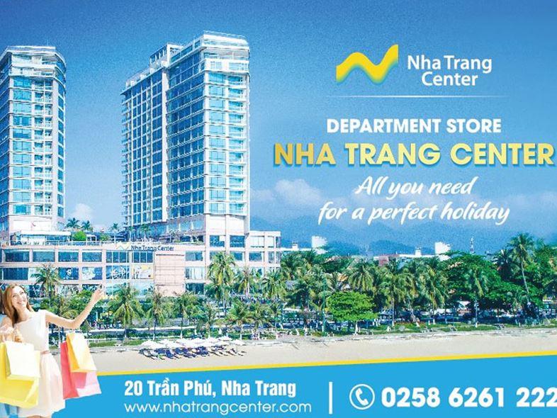 Trung Tâm Thương Mại Nha Trang Center
