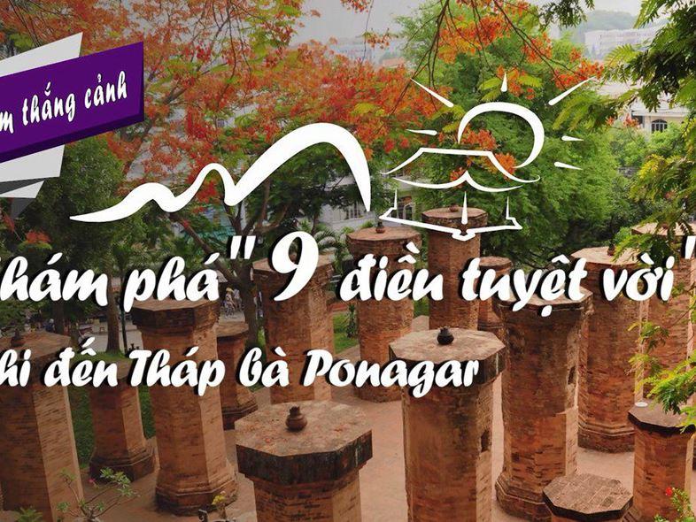 """Tháp Bà Ponagar Nha Trang - """"TOP 1 Địa Điểm Tham Quan"""""""