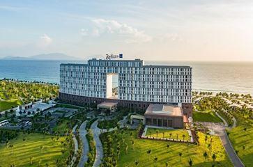 Review Radisson Blu Resort Cam Ranh [Sang Trọng - Đẳng Cấp]