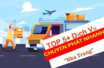 """[TOP 5+] Đơn Vị Chuyển Phát Nhanh Nha Trang - """"Chất Lượng Vượt Trội!"""""""