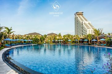 Review Duyên Hà Resort Cam Ranh [Sang Trọng - Đẳng Cấp]