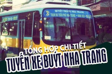 [TOP 10+] Tuyến Xe Buýt Nha Trang 2020
