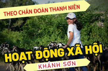 Thanh Niên Phường Vĩnh Hải Và Chuyến Hoạt Động Xã Hội Tại Khánh Sơn