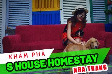 Khám Phá S House Homestay Nha Trang - Điểm Đến Lý Tưởng!