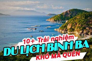[TOP 10+] Kinh Nghiệm Du Lịch Bình Ba Từ A=>Z Bạn Cần Nắm!