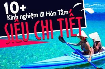 [TOP 10+] Kinh Nghiệm Du Lịch Hòn Tằm Nha Trang 2021 Siêu Chi Tiết!