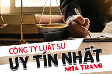 [TOP 10+] Công Ty Luật Sư Nha Trang Uy Tín - Chất Lượng!