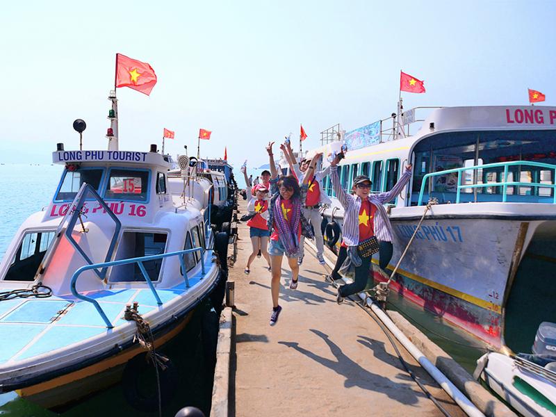 Di chuyển đảo khỉ Nha Trang